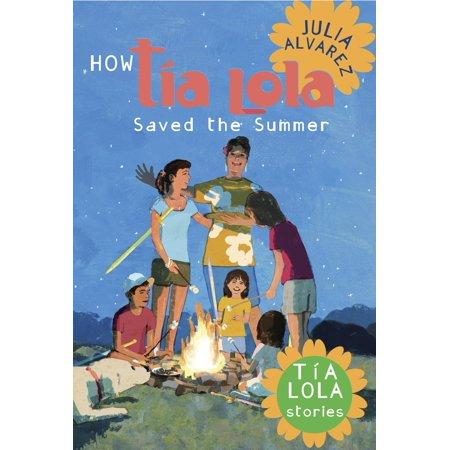 How Tia Lola Saved the Summer](Lola The Showgirl)
