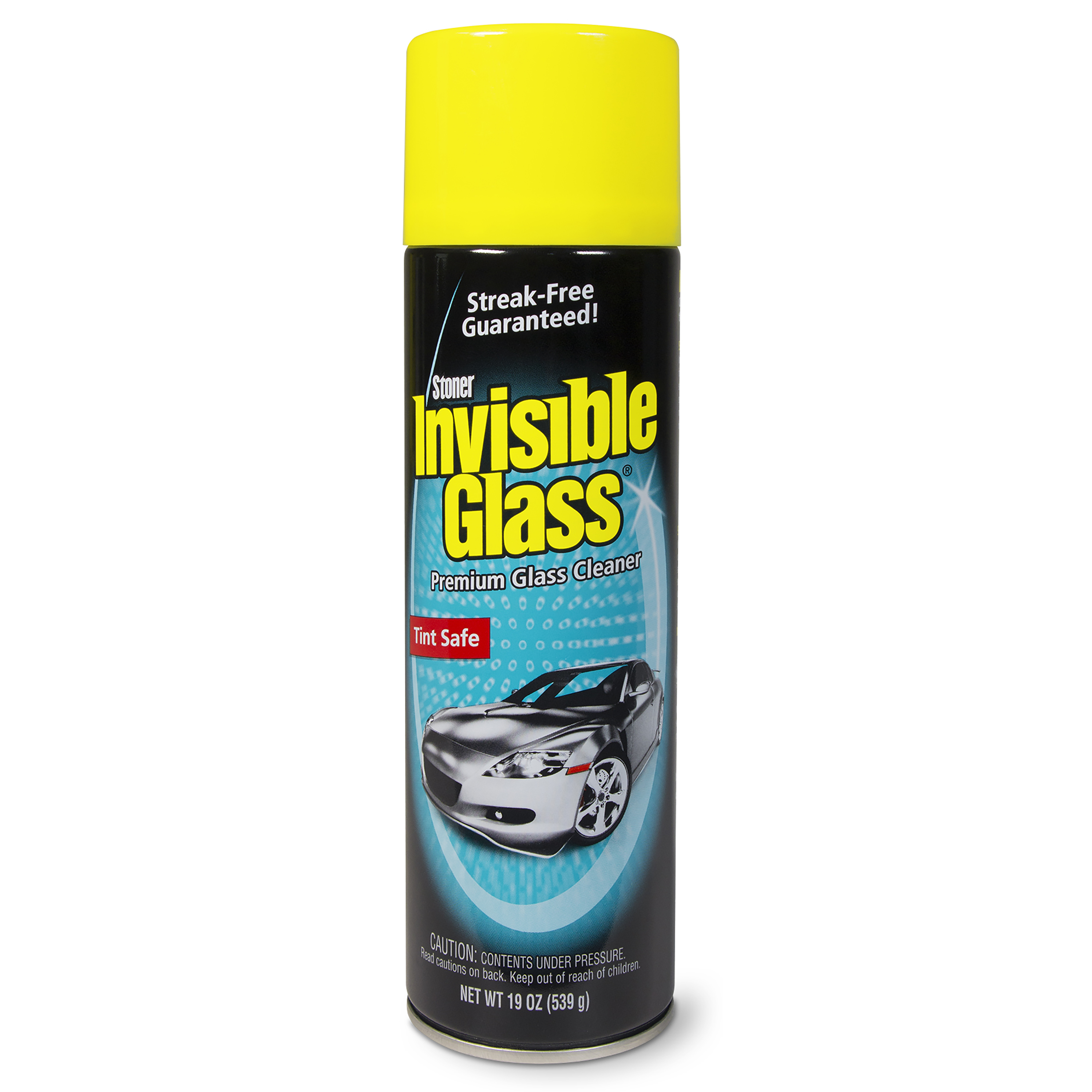 Invisible Glass Automotive Glass Cleaner, 19 oz