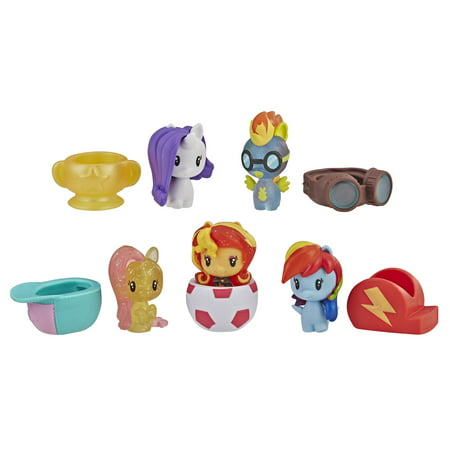 My Little Pony Cutie Mark Crew Series 3 You're Invited Championship Party 5-Pack Toys](Party City My Little Pony)