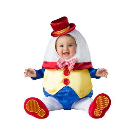Humpty Dumpty Infant Costume - Humpty Dumpty Costume Baby