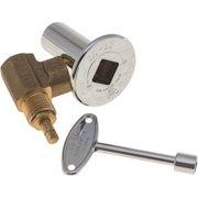 Hardware Express 511019 LP & Natural Gas Log Lighter Key Globe Valve