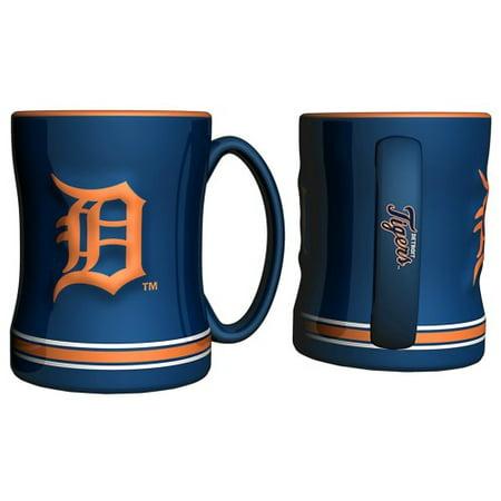 Detroit Tigers Coffee Mug - 15oz Sculpted - image 1 de 1