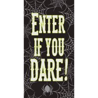 Halloween Door Decoration