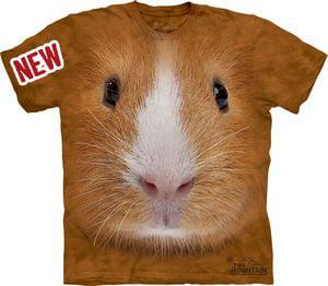 New GUINEA PIG FACE T Shirt