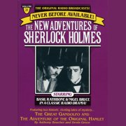 The Great Gondolofo and The Adventure of the Original Hamlet - Audiobook