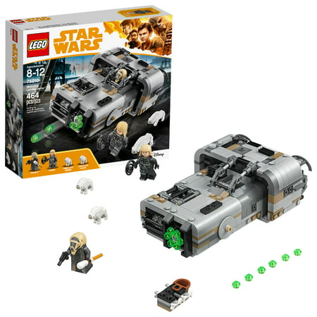 LEGO Star Wars TM Moloch's Landspeeder 75210 Building Set (Lego Star Wars Dvd Box Set)
