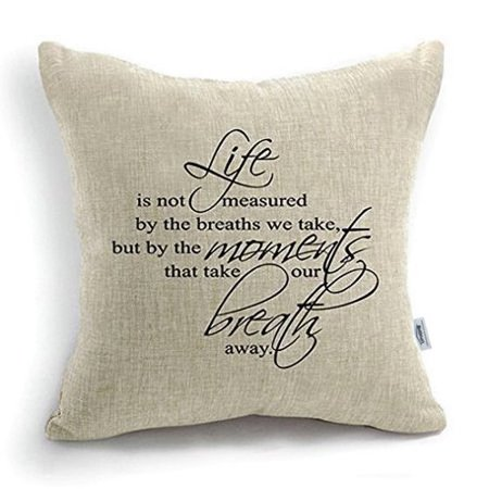 FabricMCC Decorative Pillow Cover,
