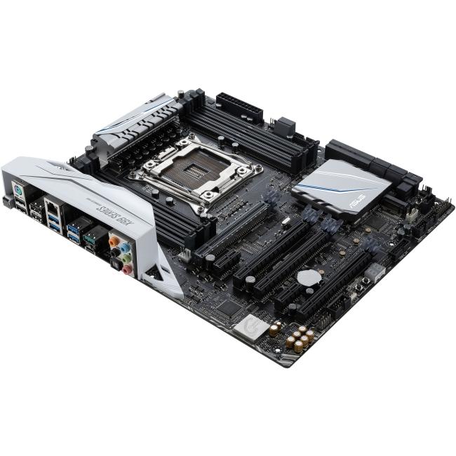 Asus X99-A II ATX Desktop Motherboard w/ Intel X99 Chipset & Socket LGA 2011-v3