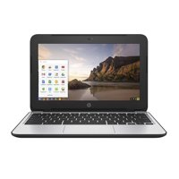 "Refurbished HP Chromebook 11 G3 11.6"" Laptop Intel Celeron Dual Core 2.16GHz 2GB 16GB SSD"