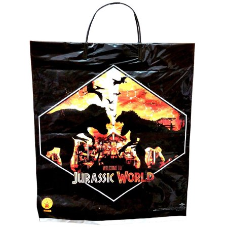JURASSIC WORLD TRICK OR TREAT BAG (Minecraft Trick Or Treat Bag)