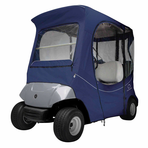 Classic Accessories Fairway The Drive Yamaha Golf Cart Enclosure by Classic Accessories