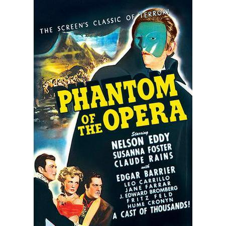 The Phantom of the Opera (Vudu Digital Video on Demand) (Phantom Of The Opera Halloween Theme)