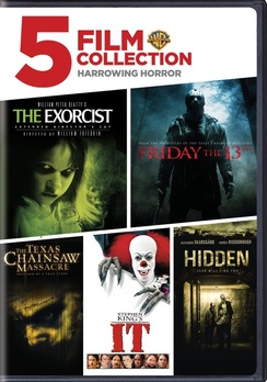 5 Film Collection: Harrowing Horror Collection (DVD) by WARNER HOME VIDEO
