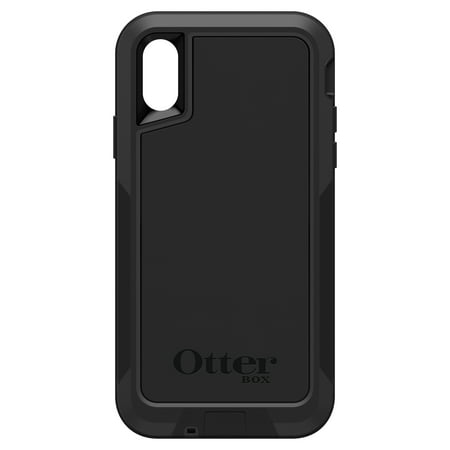 Otterbox Pursuit Series Case for iPhone Xs, Black