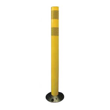Value Brand Delineator Post, Yellow 04-728Y
