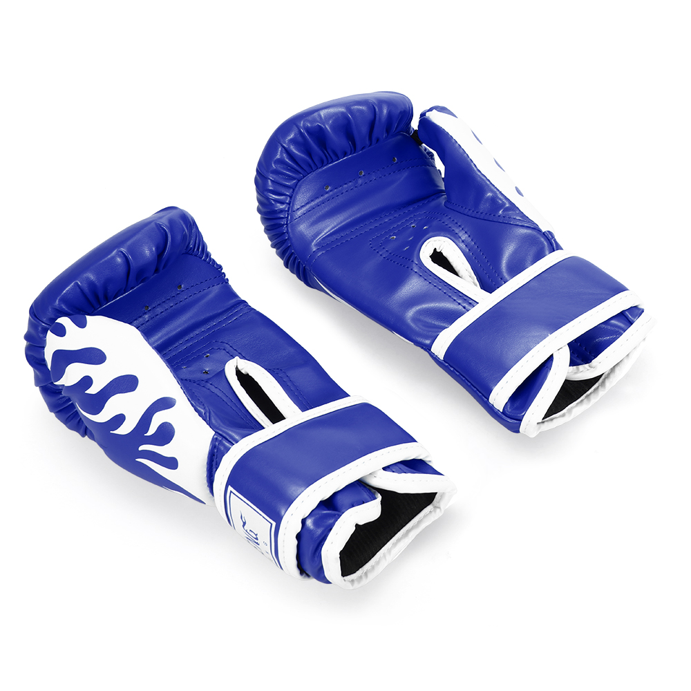 KIDS YOUTH JUNIOR BLUE PAIR OF WRAPS FOR MUAY THAI SPORTS TRAINING 1.5m