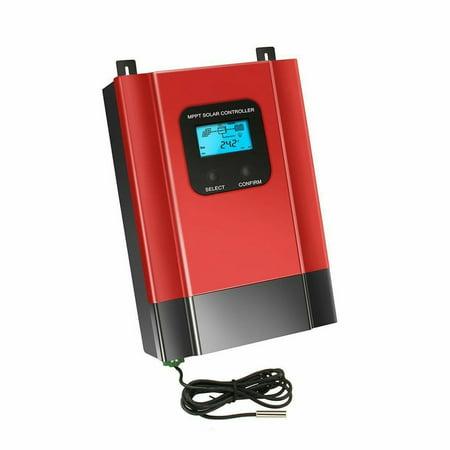 2019  60A MPPT Solar Charge Controller DC12V/24V/36V/48 Auto Battery Regulator -