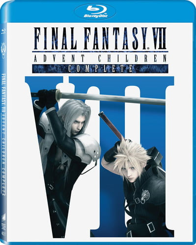 Final Fantasy VII: Advent Children (Blu-ray) by