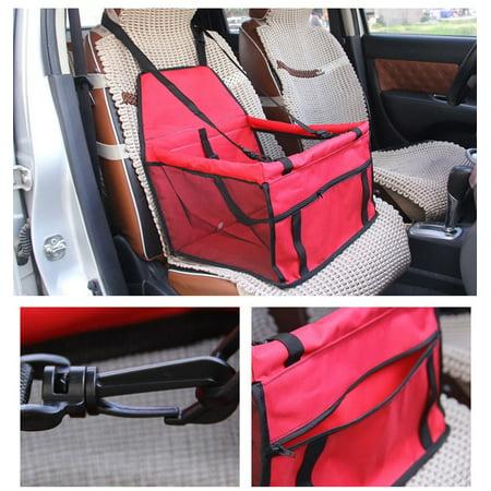 Waterproof Bag Pet Car Carrier-Carrier for Dogs Breathable Car Bag for Dog Safe Waterproof Travel Carrier for Pet - image 7 de 7