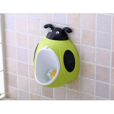 Bh Baby Potty Training Little Boys Urinal Green Ladybug