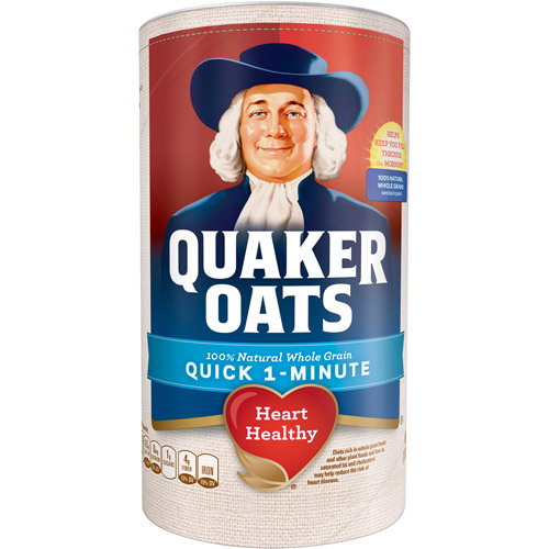 Quaker Quick Oatmeal, 18 oz