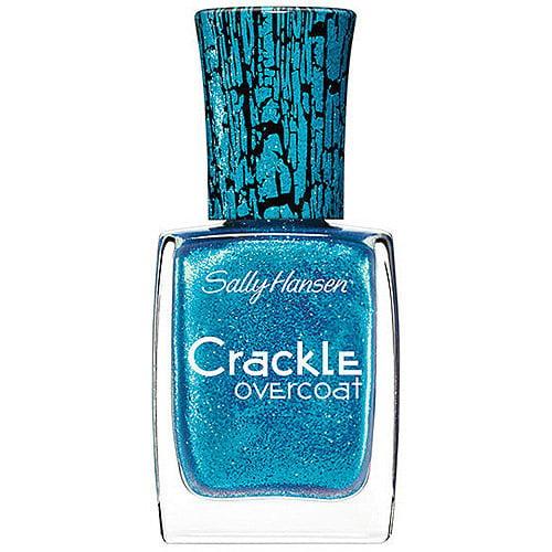 Sally Hansen Crackle Overcoat Fingernail Polish, Wave