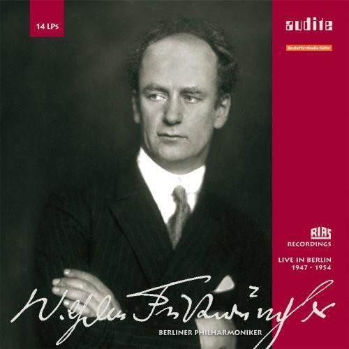 Edition Wilhelm Furtwaengler (Vinyl)