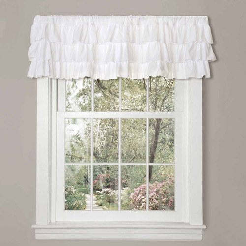 Belle White Valance by Generic