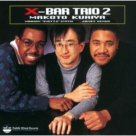 Makoto Kuriya   X Bar Trio 2  Cd