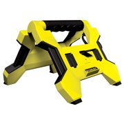 Stanley 32040 8 Outlet Yellow & Black Power Horse Upright Power Center