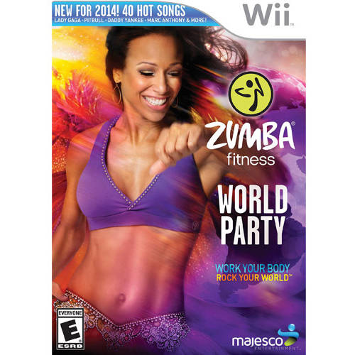Zumba Fitness World Party (Wii) - Pre-Owned