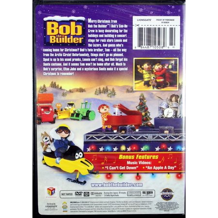 Bob the Builder - Christmas to Remember [DVD]