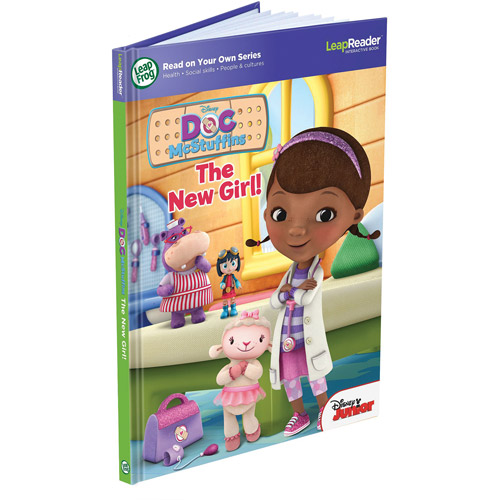 LeapFrog Read on Your Own Book, Disney Doc McStuffins: The New Girl by Generic