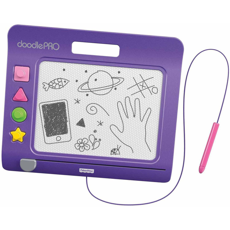 Fisher-Price Doodle Pro Slim, Purple