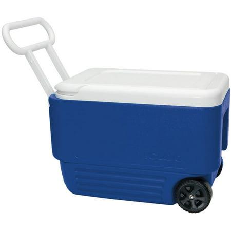 Igloo 38 Quart Wheelie Cool Cooler Walmart Com
