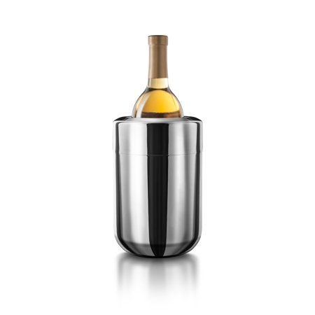 Final Touch Stainless Steel Wine Bottle Chiller
