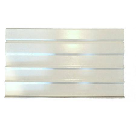 Mobile Home Skirting Box of 10 White Panels 16