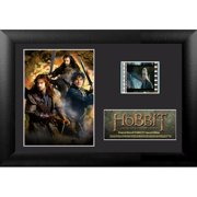 Trend Setters Hobbit 2: The Desolation of Smaug Mini FilmCell Presentation Framed Vintage Advertisement