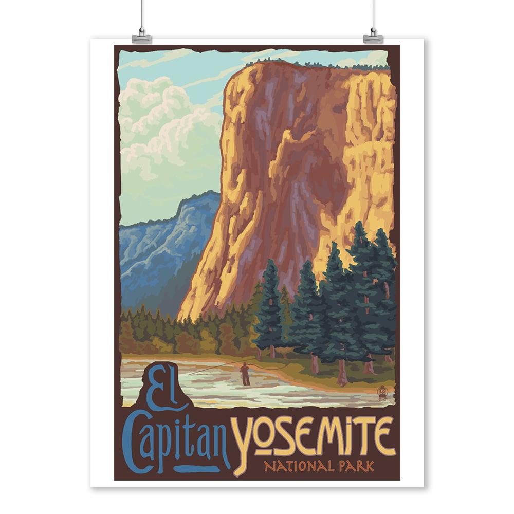Yosemite National Park California CA Purse Bag Hanger Holder Hook