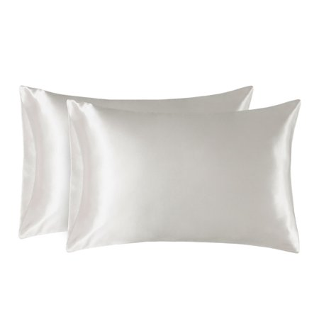 Bedsure Satin Pillowcases Standard Size For Hair And Skin