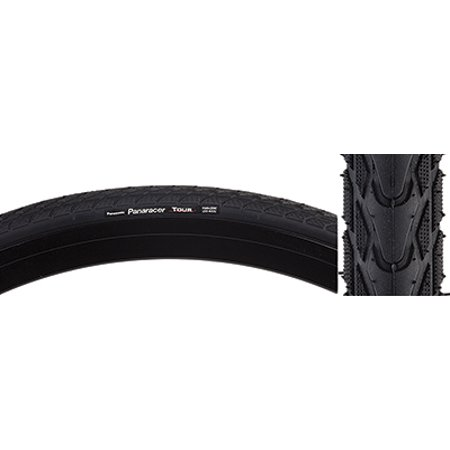 Panaracer Tour 700X25 Wire Black/Black Tire