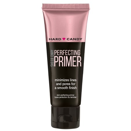 Hard Candy Sheer Envy Skin Perfecting Face Primer, 1416 Pink, 1.6 oz