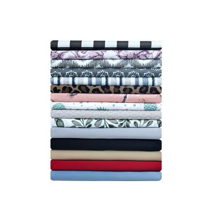 Satin Pillowcase Set - MAINSTAYS SIDEKICKS INDIVIDUAL PILLOWCASE