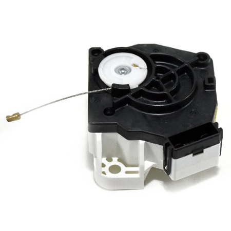 WH20X27368 HAIER CLOTHES WASHER - DRAIN MOTOR / BRAKE - WAS WD-4550-61