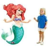 "Little Mermaid 53"" Airwalker Balloon"