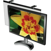 Business Source, BSN59021, Wide-screen LCD Anti-glare Filter, 1, Black