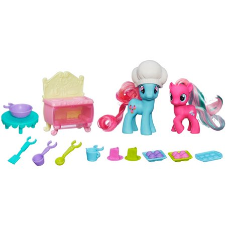 My Little Pony Mrs Dazzle Cake Amp Twirly Treats Princess