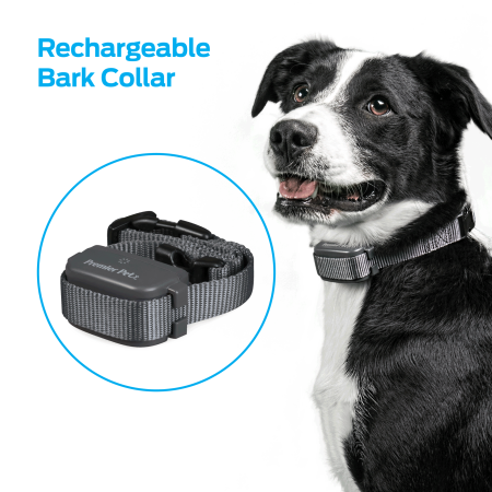 Premier Pet™ Rechargeable Bark Collar