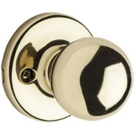 Kwikset 488P Maximum Series Polo Single Dummy Door Knob