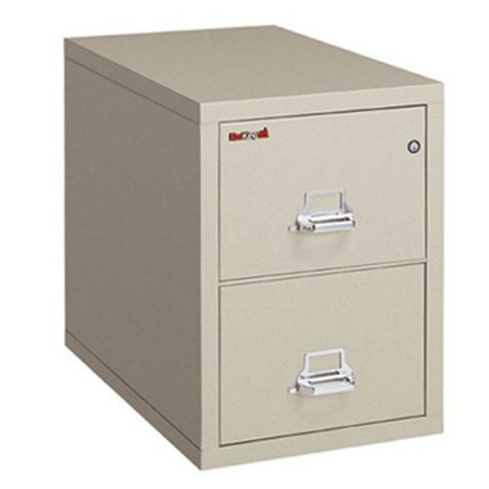 Insulated Media File - Fireking Insulated Deep File Cabinet - 17.8